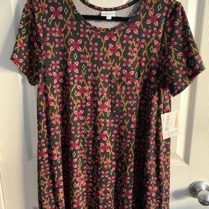 LuLaRoe Carly Dress - Small